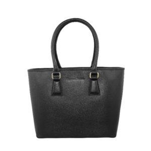 madamemattey-clio-black-medium-front-leather-tote-bag