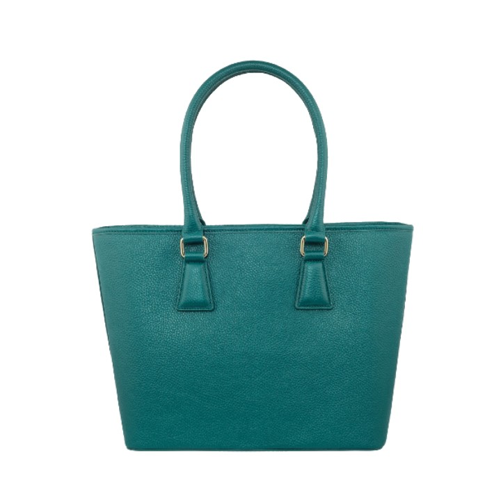 madamemattey-clio-green-medium-back-leather-tote-bag