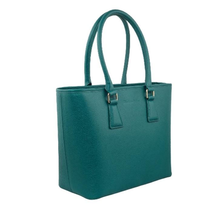 madamemattey-clio-green-medium-frontside-leather-tote-bag