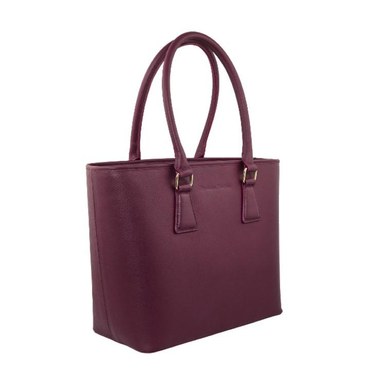 madamemattey-clio-wine-medium-frontside-leather-tote-bag